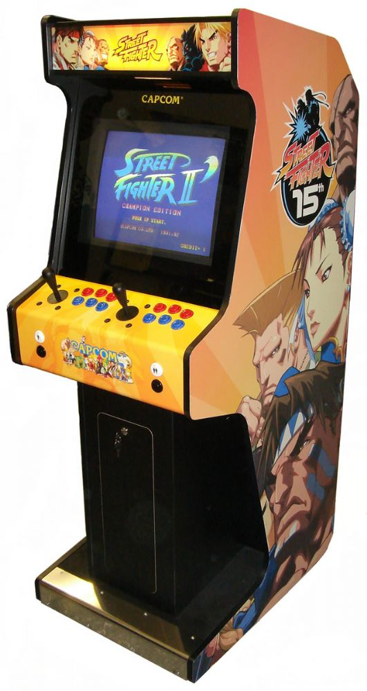 fighter arcade machine price